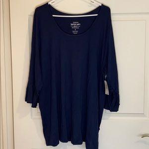 Torrid super soft knit top